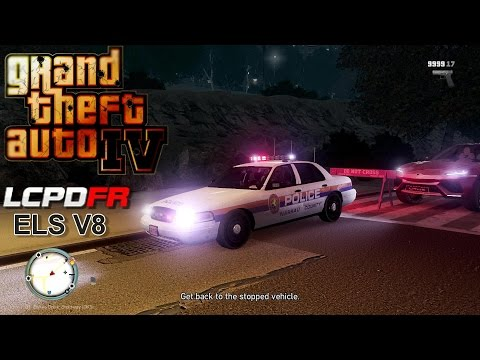GTA IV - LCPDFR - NASSAU COUNTY POLICE DEPARTMENT PATROL