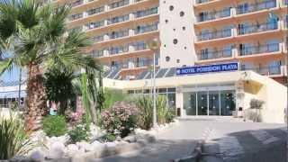 Benidorm - Hotel Poseidón Playa (Quehoteles.com)