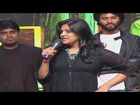Swapna Dutt Speech - Yevade Subramanyam Audio Launch Live - Nani, Malavika Nair