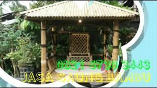 Jual Gazebo Bambu Di Surabaya ~ Harga Gazebo ~ Jual Gazebo ~ 082157303443
