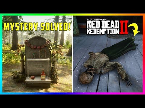 This SECRET Gravesite Solves One Of The BIGGEST Mysteries Of All Time In Red Dead Redemption 2! thumbnail