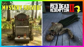 This SECRET Gravesite Solves One Of The BIGGEST Mysteries Of All Time In Red Dead Redemption 2!