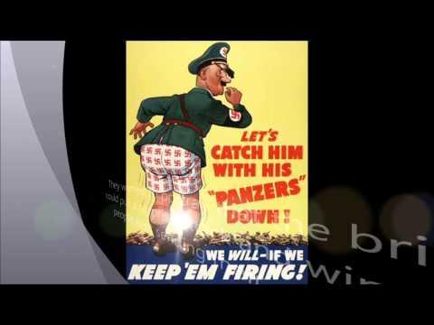 British Propaganda ww2