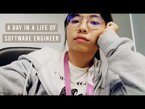A DAY IN THE LIFE OF A SOFTWARE ENGINEER | PHILIPPINES | AYABBEAR
