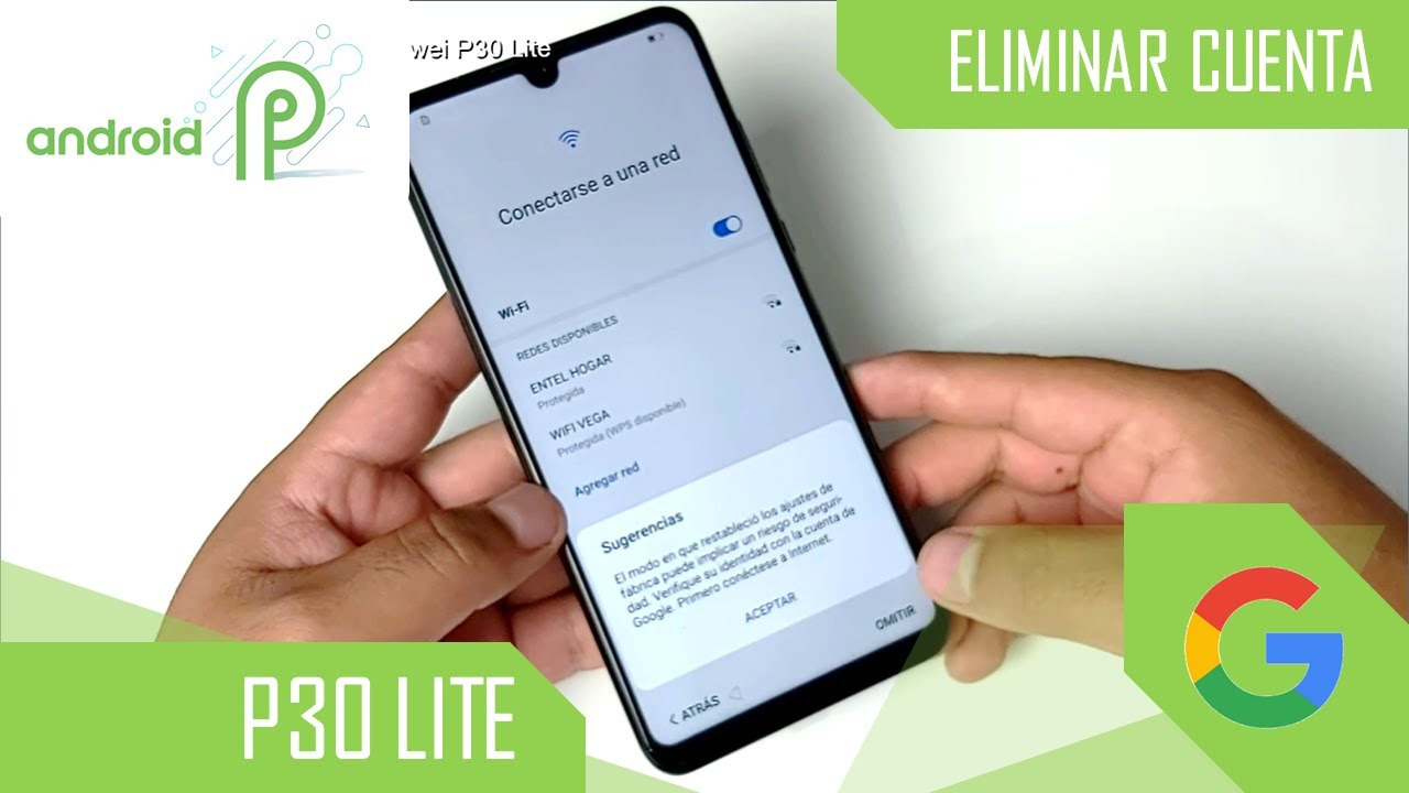 Huawei P30 Lite Google
