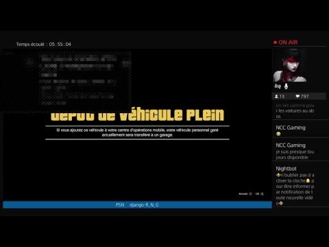 PLAY LIST AVEC LES POTO ET LES ABOS GTA 5 ONLINE 1.42