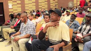 Grenada Diaspora Townhall Meeting in Brooklyn, June  2014