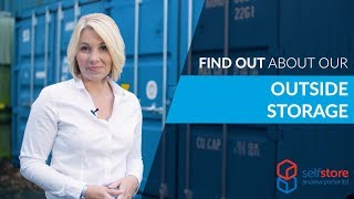 Could outdoor self storage be right for you