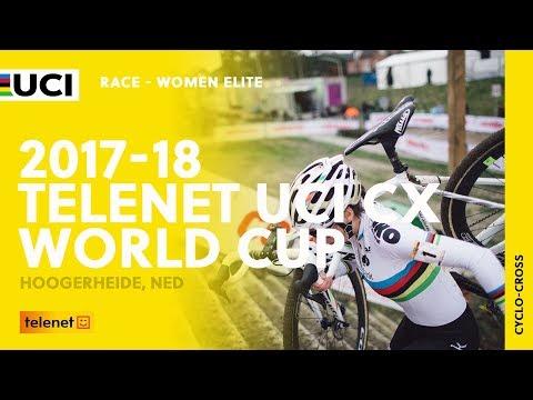 2017-18 Telenet UCI Cyclo-cross World Cup – Hoogerheide (NED) - Women Elite