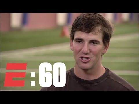 Eli Manning - Beyond The Field | E:60 | ESPN Archives