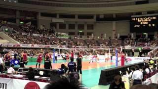 全日本男子 2011/11/20