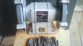 Как заточить сверла.How to sharpen drill.(Как заточить сверла.Мой метод заточки сверла легко и быстро!ПОДПИСЫВАЙТЕСЬ НА НАШ КАНАЛ В ДАЛЬНЕЙШЕМ ЕЩЕ..., 2014-06-19T15:09:50.000Z)