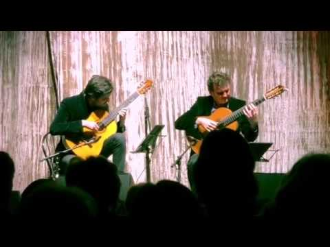 The Grigoryan Brothers 'Arioso' (Live in Glenside, PA)
