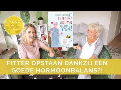 Alles over energie en hormonen door Marjolein Dubbers | Sanny zoekt Geluk x Happinez