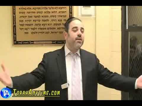 Rabbi Boaz Bardea The Price to Pay for Enjoying This World CHAZAQ ארגון חזק
