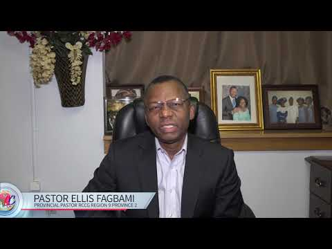 20th Anniversary Message - Pastor Ellis Fagbami