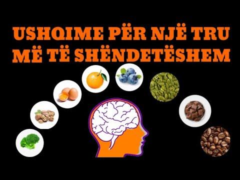 Si Të Ushqehemi Për Një Tru Më Të Shëndetëshem!!|Dr. Food Media