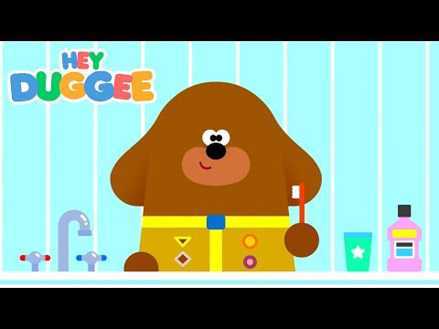 The Tooth Brushing Song - The Tooth Brushing Badge - Hey Duggee Series 3 - Hey Duggee