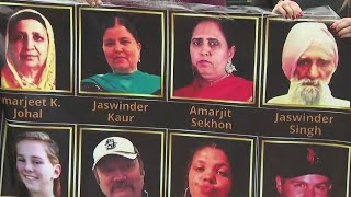 Sikh Community In Queens Hold Vigil For Victims Of Indianapolis FedEx Shooting