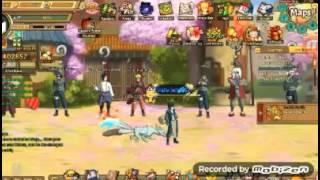 Natsu - Server 44 Naruto Ninja Classic Brasil.