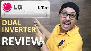 LG Dual Inverter AC KS-Q12YNZA Review
