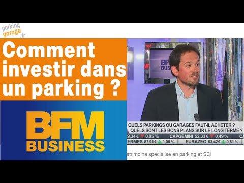 Comment investir dans un parking ? BFM TV