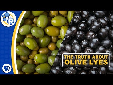 Why Can't You Buy *Fresh* Olives?
