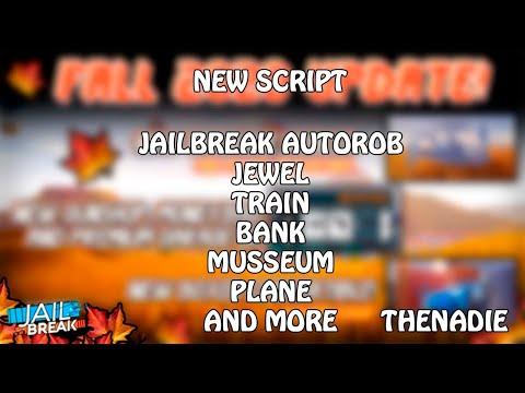 [NEW] Roblox Jailbreak