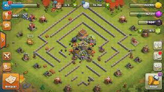 Clash of clans- Getting lv5 loons (Th8 Guide)