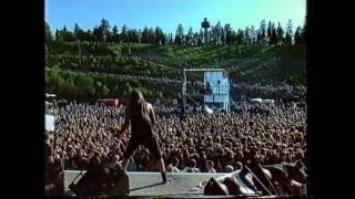 Sepultura - Mass Hypnosis (Live HD  Finland 91 )