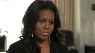 "Michelle Obama: ""The presidency isn't ours to own"""