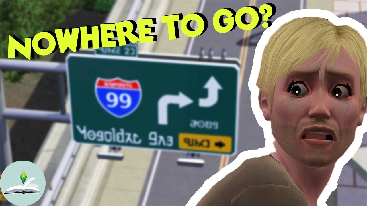 EP3: REUBEN IS HOMELESS!!!!! | The Sims Lore