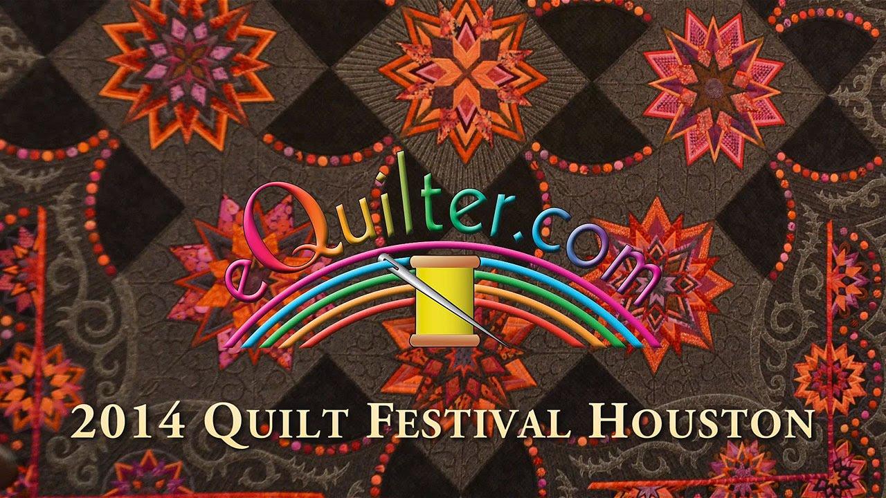 Houston Quilt Festival 2014 Luanas Favorite Quilts Youtube