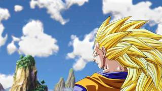 Dragon Ball Z soundtrack-SSJ3 Powerup