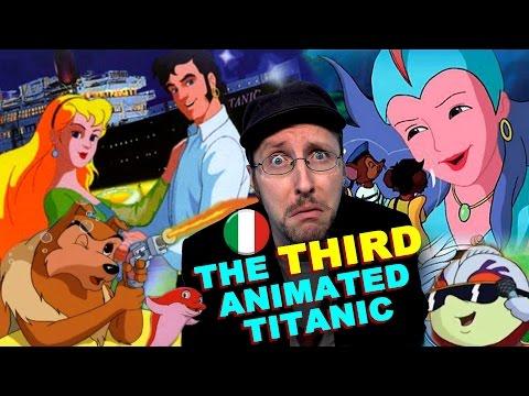 Nostalgia Critic  Il TERZO Film Animato Sul Titanic Tentacolino Sub Ita