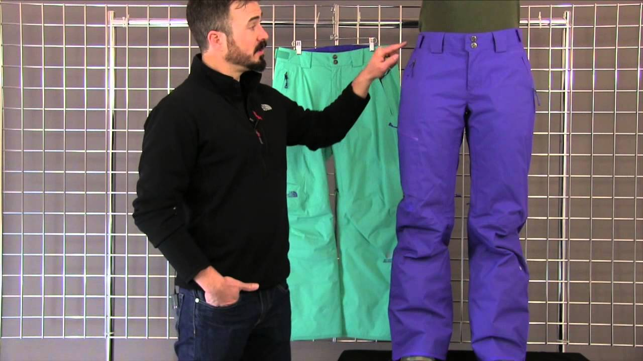 The North Face Women S Sickline Pant 2014 2015 Youtube