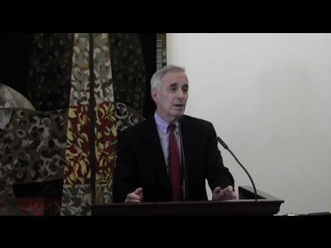 Laurence Kotlikoff Speaks at Claremont Colleges