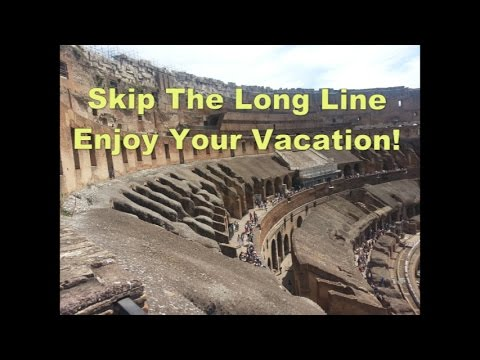 The Colosseum Travel Tips