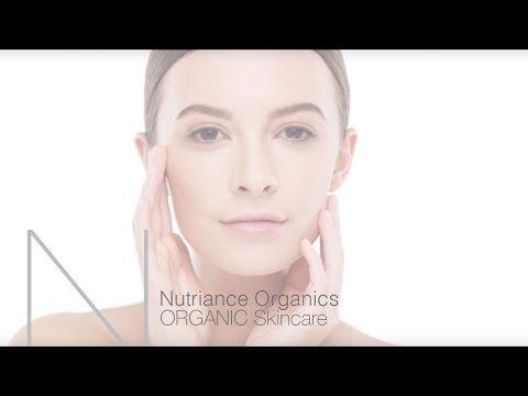 Introducing Nutriance Organic Skincare