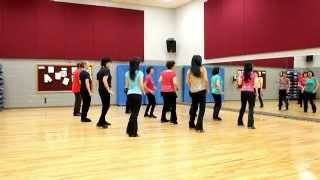 Coffee Time Samba - Line Dance (Dance & Teach in English & 中文)