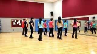 Coffee Time Samba - Line Dance (Dance & Teach in English & 中文)