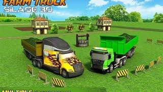 Farm Truck Silage 3D  Android İçin Google Play Mağaza Uygulaması screenshot 1