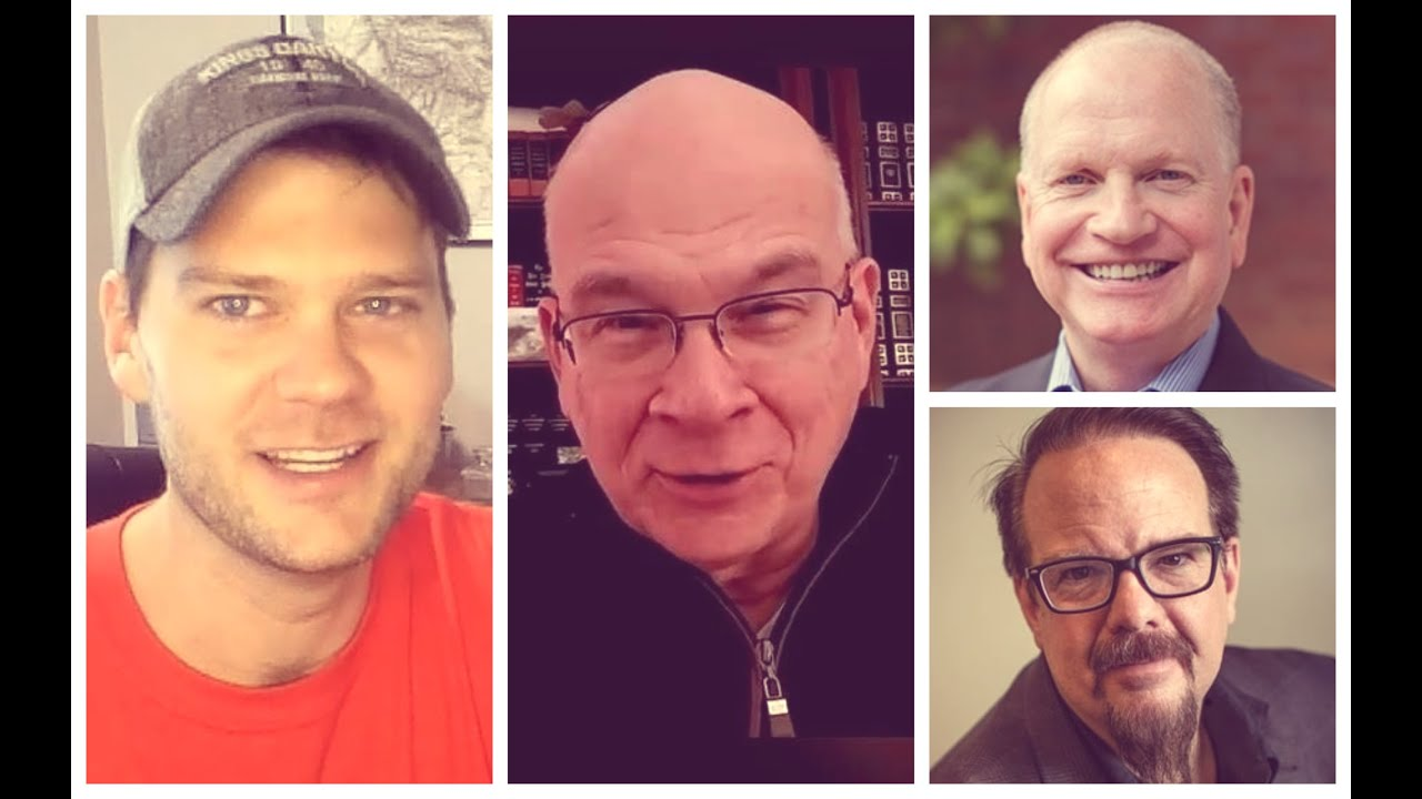 Danny Akin, Ed Stetzer, and Tim Keller, Oh My!