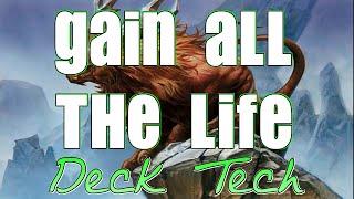 Mtg Deck Tech: Life Gain in Battle for Zendikar Standard!