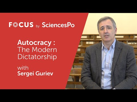 FOCUS // Autocracy : The Modern Dictatorship - Sergei Guriev