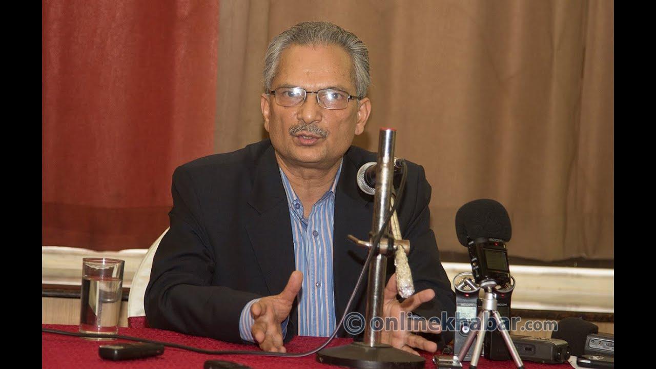 Thesis of dr baburam bhattarai