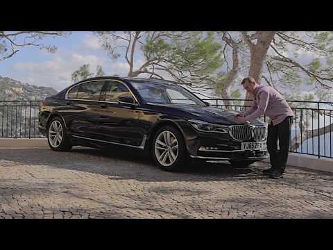 2016 BMW 7-Series - 1,000 Miles across Europe in the 730Ld