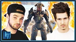 Ali-A Vs iLukas - COD BO3 : Boss Battle | Legends of Gaming