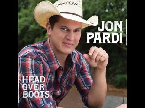 Head Over Boots By Jon Pardi (LYRICS INCLUDED)