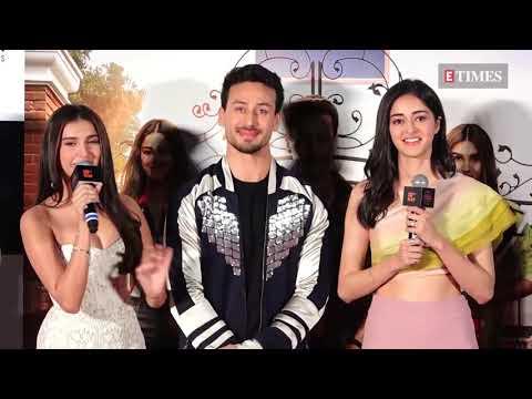 Student Of The Year 2 Trailer Launch Uncut | Tiger Shroff, Ananya Panday, Tara Sutaria, Karan Johar